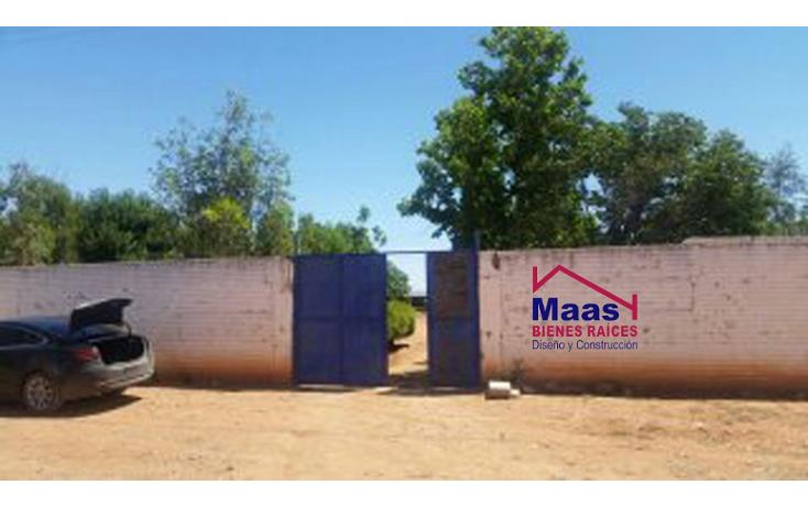Foto de rancho en venta en  , verde, chihuahua, chihuahua, 1459971 No. 07