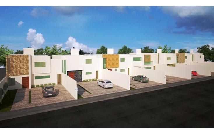 Foto de casa en venta en  , verde limón conkal, conkal, yucatán, 942181 No. 01