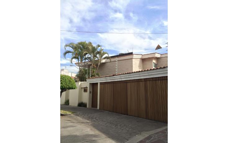 Foto de casa en venta en  , verde valle, guadalajara, jalisco, 1374055 No. 01