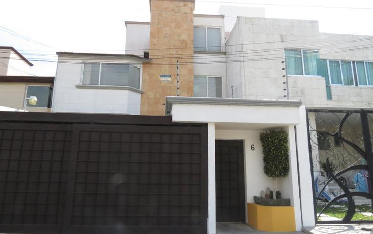 Foto de casa en venta en  , vergel de arboledas, atizapán de zaragoza, méxico, 750743 No. 01