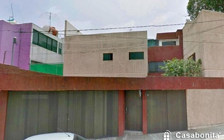 Foto de casa en venta en  , vergel de coyoacán, tlalpan, distrito federal, 1207605 No. 01