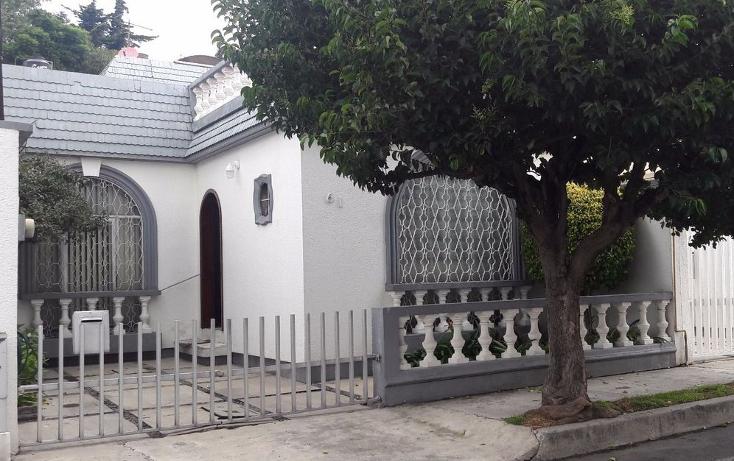 Foto de casa en venta en  , vergel de coyoacán, tlalpan, distrito federal, 1332107 No. 01