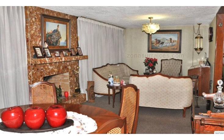 Foto de casa en venta en  , vergel de coyoac?n, tlalpan, distrito federal, 1558934 No. 03