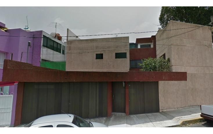 Foto de casa en venta en  , vergel de coyoacán, tlalpan, distrito federal, 701191 No. 01