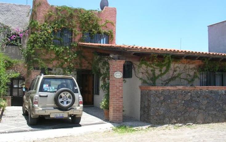 Foto de casa en venta en  , vergel del acueducto, tequisquiapan, quer?taro, 1313773 No. 01