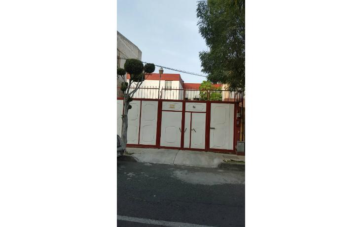 Foto de casa en venta en  , vergel del sur, tlalpan, distrito federal, 1488921 No. 01