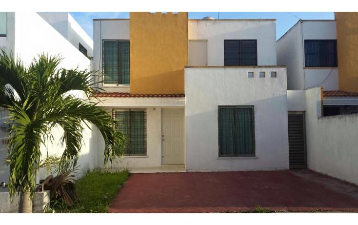 Foto de casa en renta en  , vergel i, mérida, yucatán, 1721290 No. 01