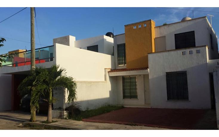 Foto de casa en renta en  , vergel i, mérida, yucatán, 1721290 No. 02