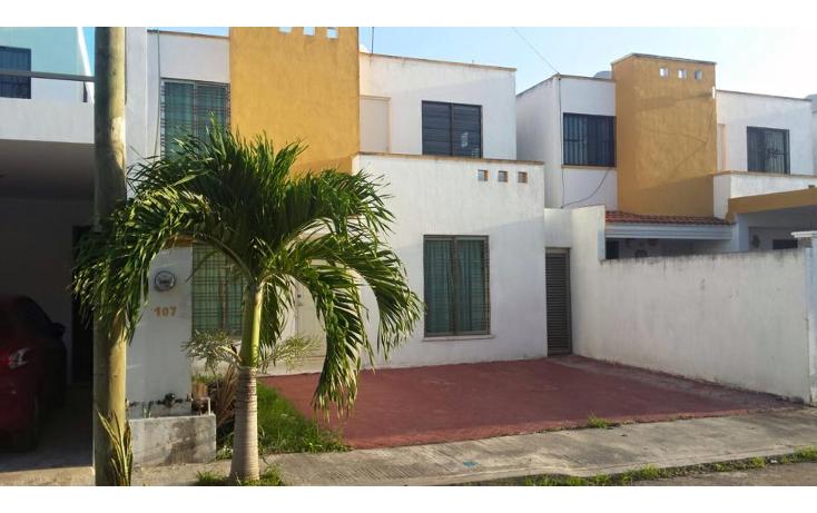 Foto de casa en renta en  , vergel i, mérida, yucatán, 1721290 No. 03