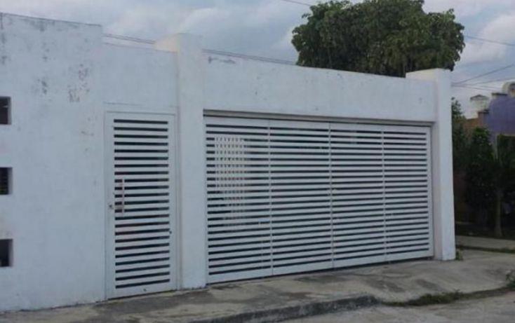 Foto de casa en venta en, vergel i, mérida, yucatán, 1723036 no 01