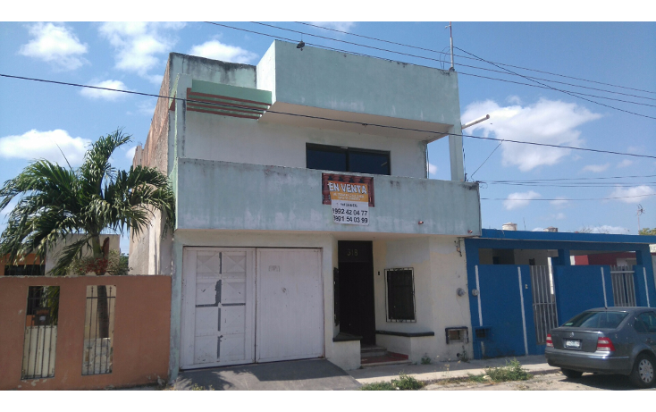 Foto de casa en venta en  , vergel i, mérida, yucatán, 1831030 No. 01