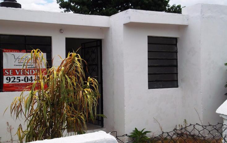 Foto de casa en renta en  , vergel ii, mérida, yucatán, 1039729 No. 02