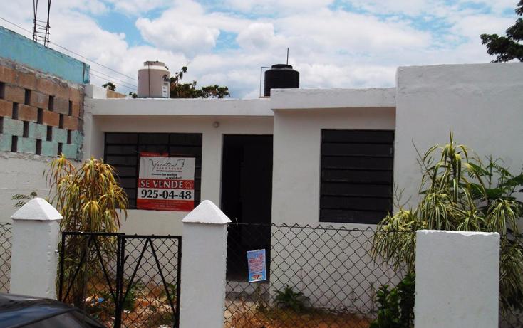 Foto de casa en venta en  , vergel ii, mérida, yucatán, 1065277 No. 01
