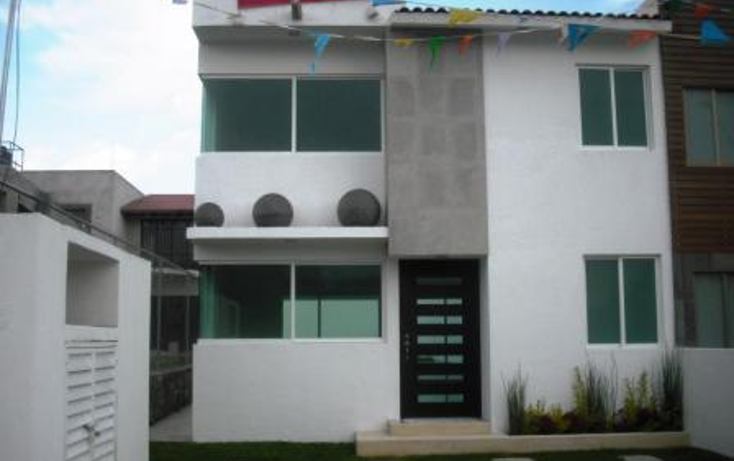 Foto de casa en venta en  , vergeles de oaxtepec, yautepec, morelos, 1080331 No. 01