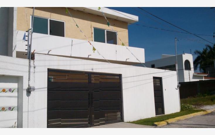 Foto de casa en venta en  , vergeles de oaxtepec, yautepec, morelos, 1335497 No. 01