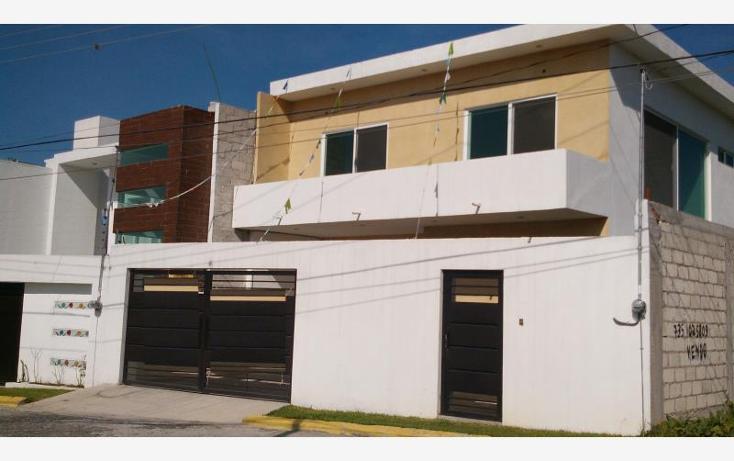 Foto de casa en venta en  , vergeles de oaxtepec, yautepec, morelos, 1335497 No. 02