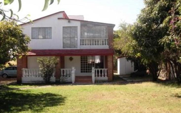 Foto de casa en venta en  , vergeles de oaxtepec, yautepec, morelos, 1449699 No. 01