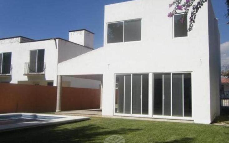 Foto de casa en venta en  , vergeles de oaxtepec, yautepec, morelos, 1464805 No. 01