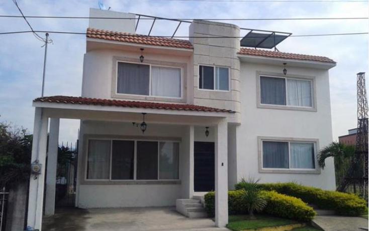 Foto de casa en venta en  , vergeles de oaxtepec, yautepec, morelos, 1530308 No. 01