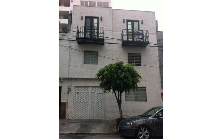 Foto de casa en renta en  , veronica anzures, miguel hidalgo, distrito federal, 1859490 No. 01