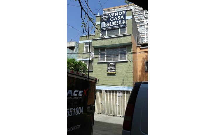 Foto de casa en venta en  , veronica anzures, miguel hidalgo, distrito federal, 1893666 No. 01