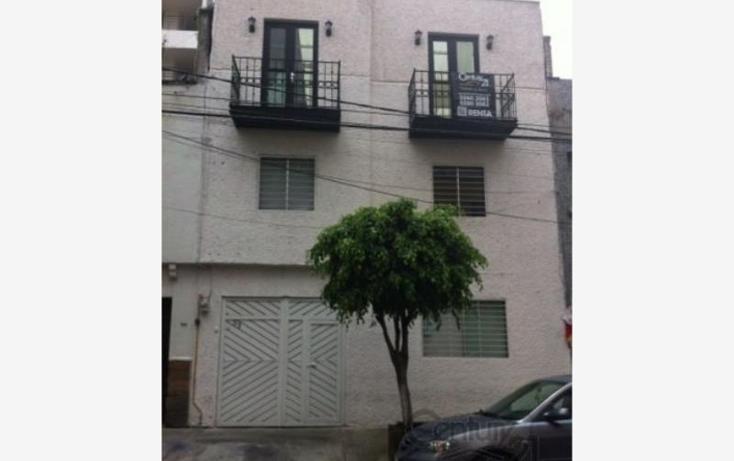Foto de casa en renta en  , veronica anzures, miguel hidalgo, distrito federal, 857919 No. 01