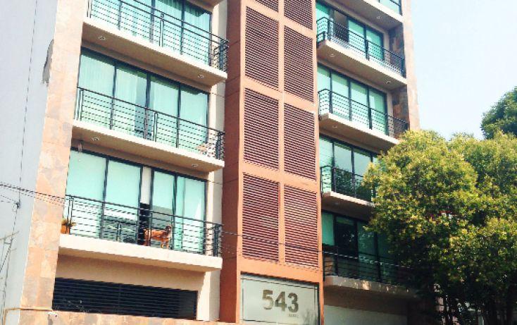 Foto de departamento en venta en, vertiz narvarte, benito juárez, df, 1203735 no 01