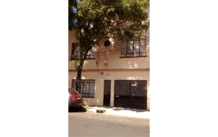 Foto de casa en venta en  , vertiz narvarte, benito juárez, distrito federal, 1250405 No. 01