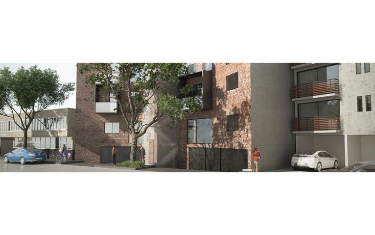 Foto de departamento en venta en  , vertiz narvarte, benito juárez, distrito federal, 1524961 No. 01