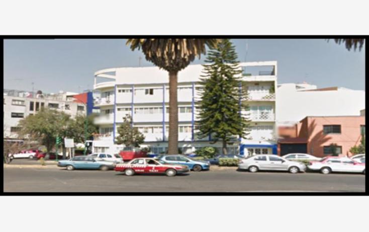 Foto de departamento en venta en  , vertiz narvarte, benito juárez, distrito federal, 1608118 No. 03