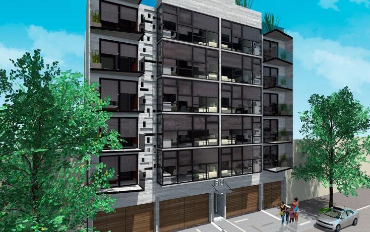 Foto de departamento en venta en  , vertiz narvarte, benito juárez, distrito federal, 2002655 No. 01