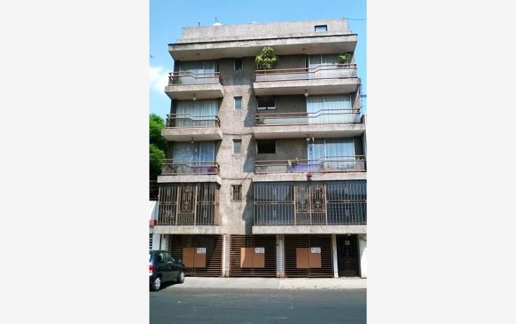 Foto de departamento en venta en  , vertiz narvarte, benito juárez, distrito federal, 2006814 No. 01