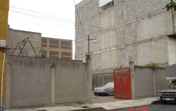 Foto de terreno habitacional en venta en vesta, guerrero, cuauhtémoc, df, 1567660 no 02