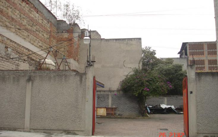 Foto de terreno habitacional en venta en vesta, guerrero, cuauhtémoc, df, 1567660 no 03