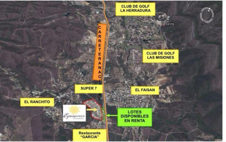 Foto de terreno comercial en renta en via del sol, 15 de mayo, santiago, nuevo león, 1426193 no 02