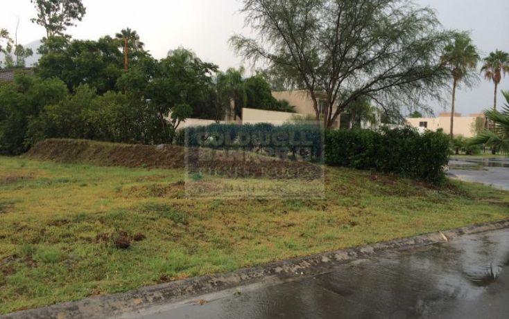 Foto de terreno habitacional en venta en via del sol 207, el barrial, santiago, nuevo león, 571862 no 02