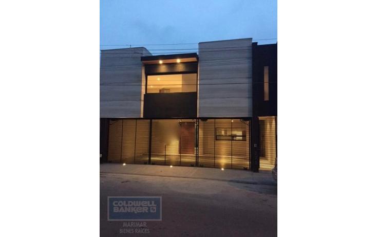 Foto de casa en venta en  , del valle, san pedro garza garcía, nuevo león, 1653543 No. 01