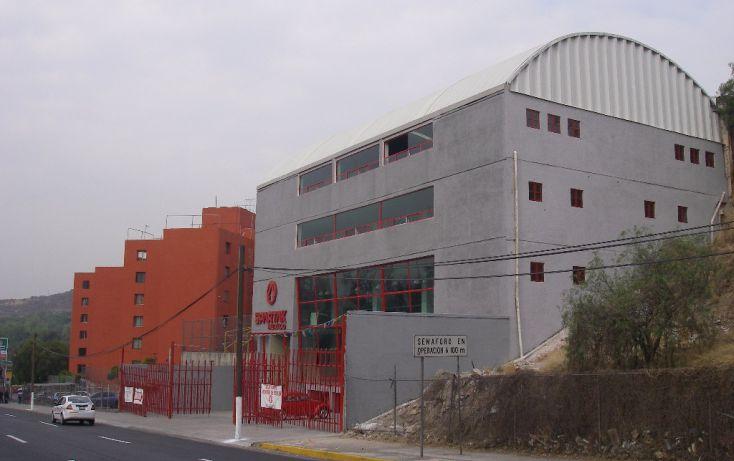 Foto de edificio en renta en via gustavo baz 4875, san pedro barrientos, tlalnepantla de baz, estado de méxico, 1756179 no 02