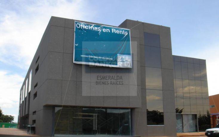 Foto de oficina en renta en via jorge jimenez cantu, hacienda de valle escondido, atizapán de zaragoza, estado de méxico, 743171 no 01