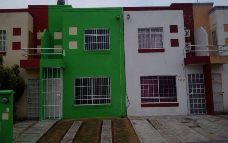 Foto de casa en renta en vía muerta 419, hacienda paraíso, veracruz, veracruz, 974493 no 01
