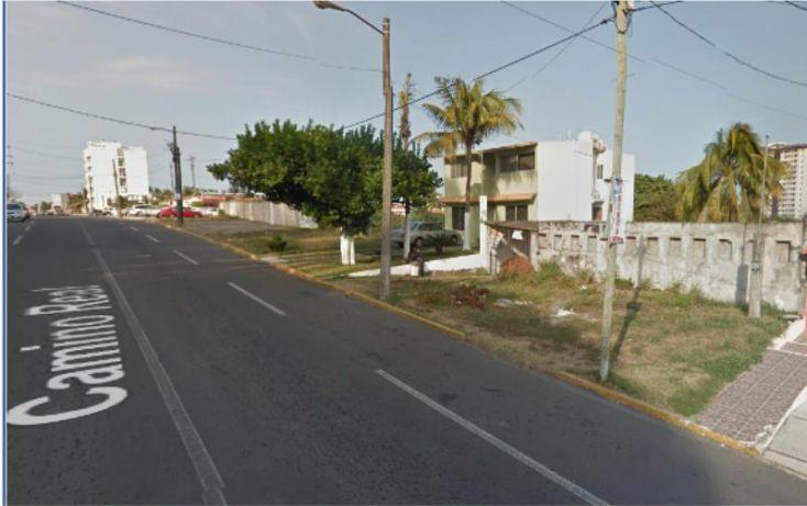 Foto de terreno habitacional en venta en via muerta lote 2, camino real, boca del río, veracruz, 1691958 no 01