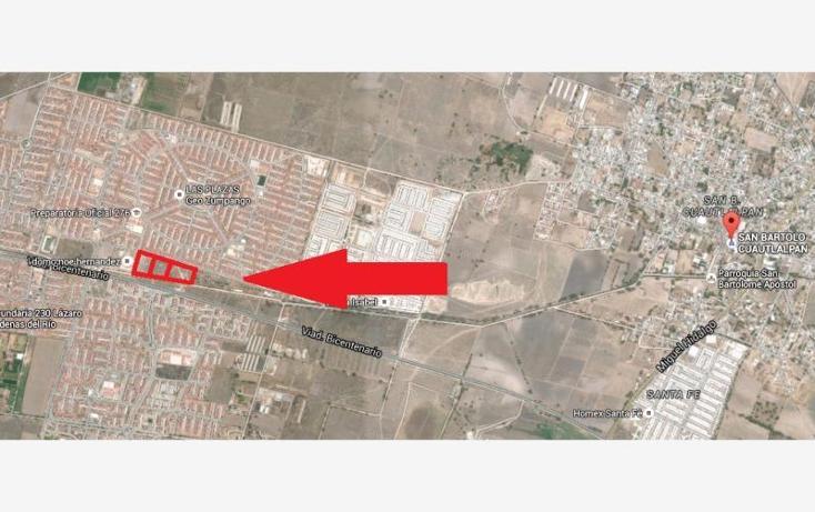 Foto de terreno comercial en venta en viad. bicentenario lote 1manzana 19, las plazas, zumpango, méxico, 2694011 No. 03