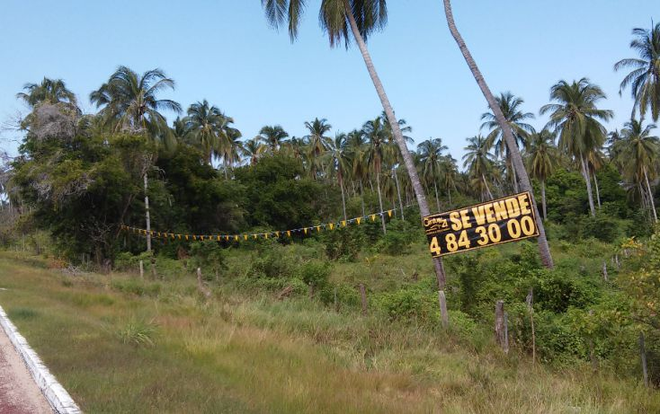 Foto de terreno habitacional en venta en viaducto diamante metlapil, 3 palos, acapulco de juárez, guerrero, 1700326 no 01