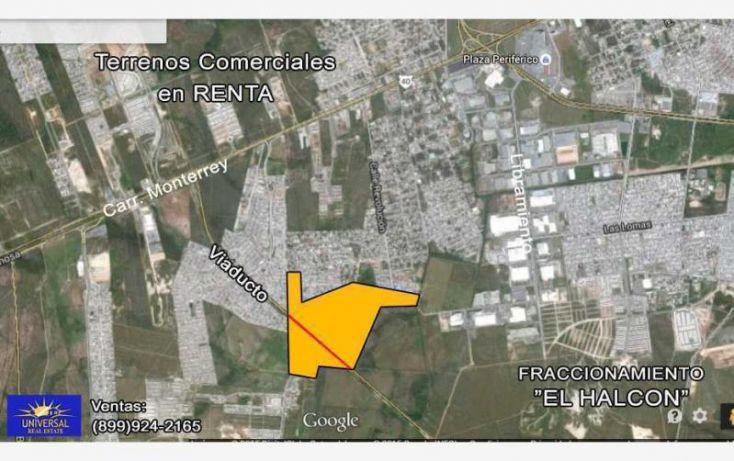 Foto de terreno comercial en renta en viaducto, el halcón, reynosa, tamaulipas, 1481881 no 01