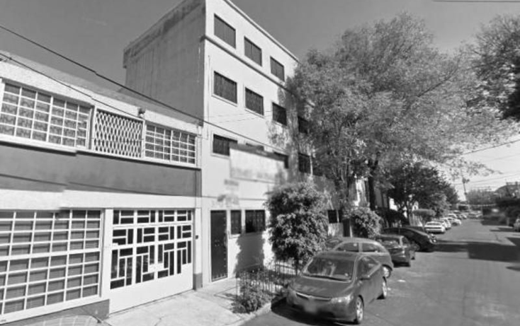 Foto de edificio en renta en  , viaducto piedad, iztacalco, distrito federal, 1171615 No. 01