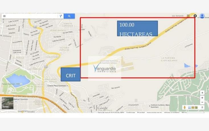 Foto de terreno comercial en venta en vial anillo fray junipero serra 0, san pedrito peñuelas ii, querétaro, querétaro, 1729558 No. 04