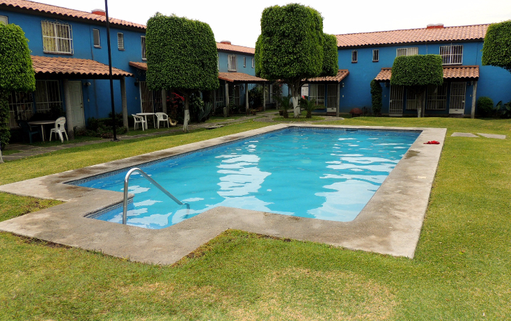 Foto de casa en venta en  , vicente estrada cajigal, cuernavaca, morelos, 1271171 No. 01