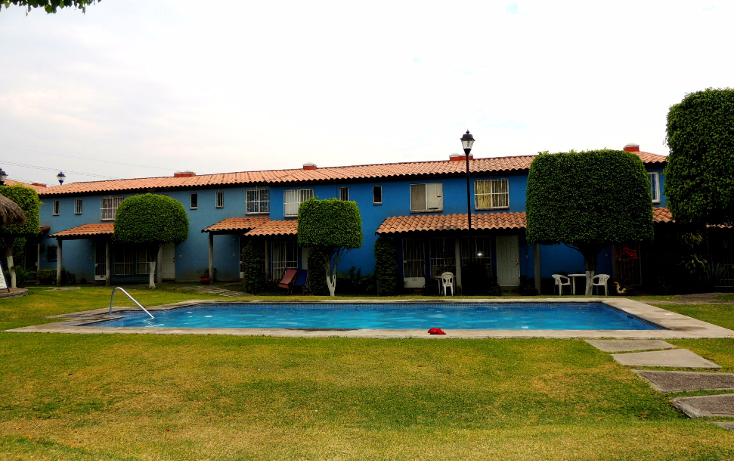 Foto de casa en venta en  , vicente estrada cajigal, cuernavaca, morelos, 1271171 No. 02