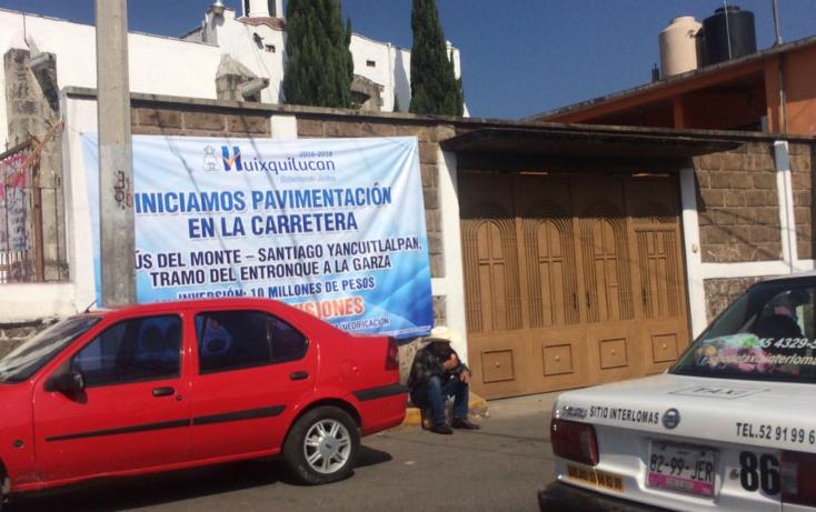 Foto de terreno habitacional en venta en vicente guerrero 0, santiago yancuitlalpan, huixquilucan, méxico, 2651248 No. 18