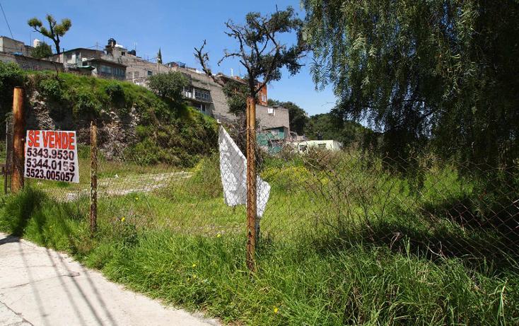 Foto de terreno comercial en venta en  , vicente guerrero 1a. sección, nicolás romero, méxico, 1507235 No. 01
